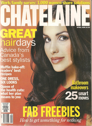 Chantelain Magazine